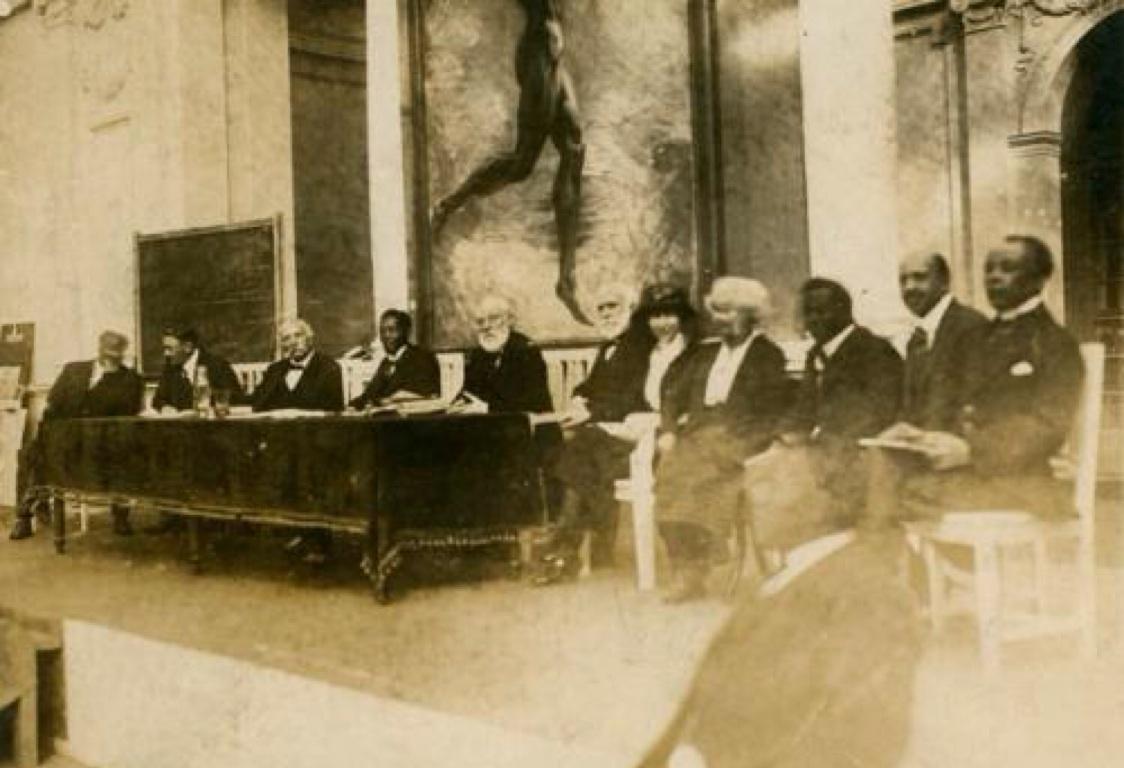 Le rapport de Benito Sylvain sur la 1ère Conférence panafricaine de Londres, en 1900