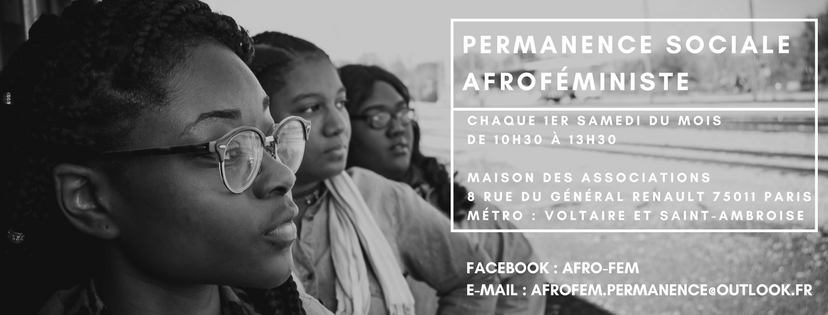 Le collectif Afro-Fem ouvre une permanence sociale pour les femmes en difficulté