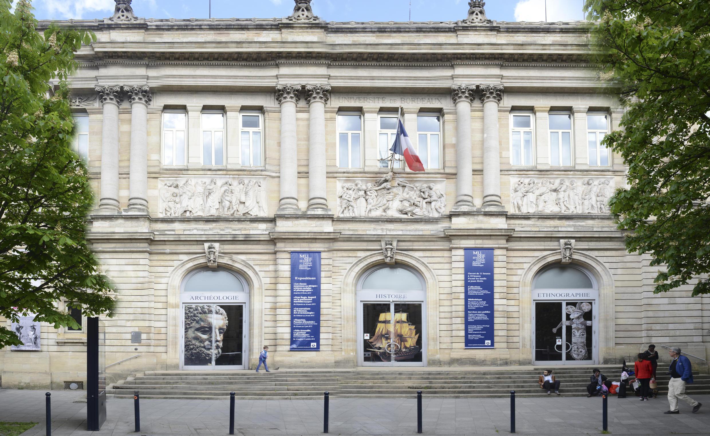 Anne-Marie Garat se dit «choquée des affabulations langagières» du Musée d'Aquitaine