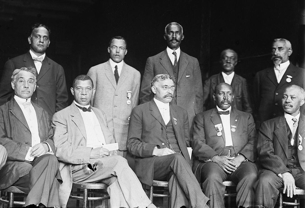 Booker T. Washington, un homme d'influence