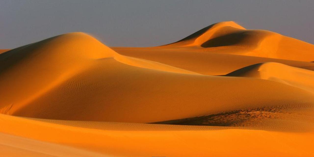 En moins d'un siècle, le désert du Sahara a progressé de 10%
