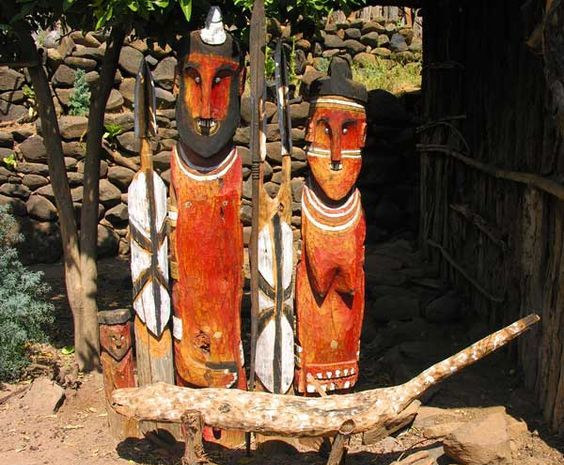 Le Royaume-Uni souhaite «prêter» à l'Ethiopie les oeuvres d'art qu'il lui a préalablement volé