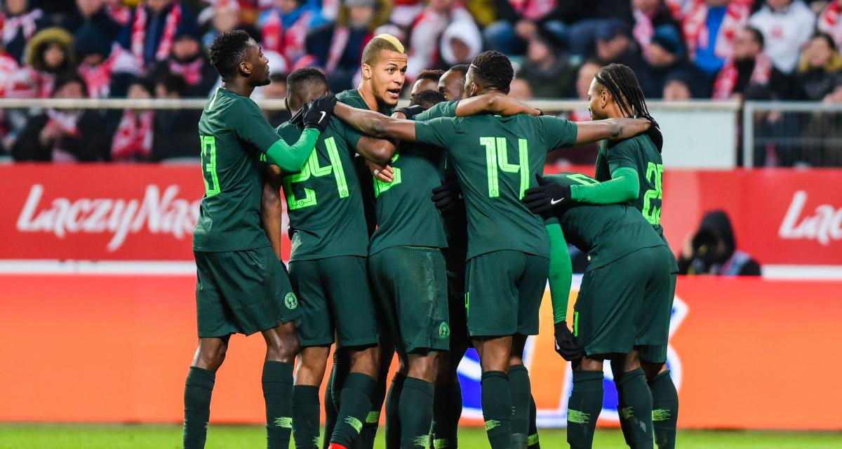 MONDIAL 2018: le Nigeria dévoile ses 23 joueurs sélectionnés