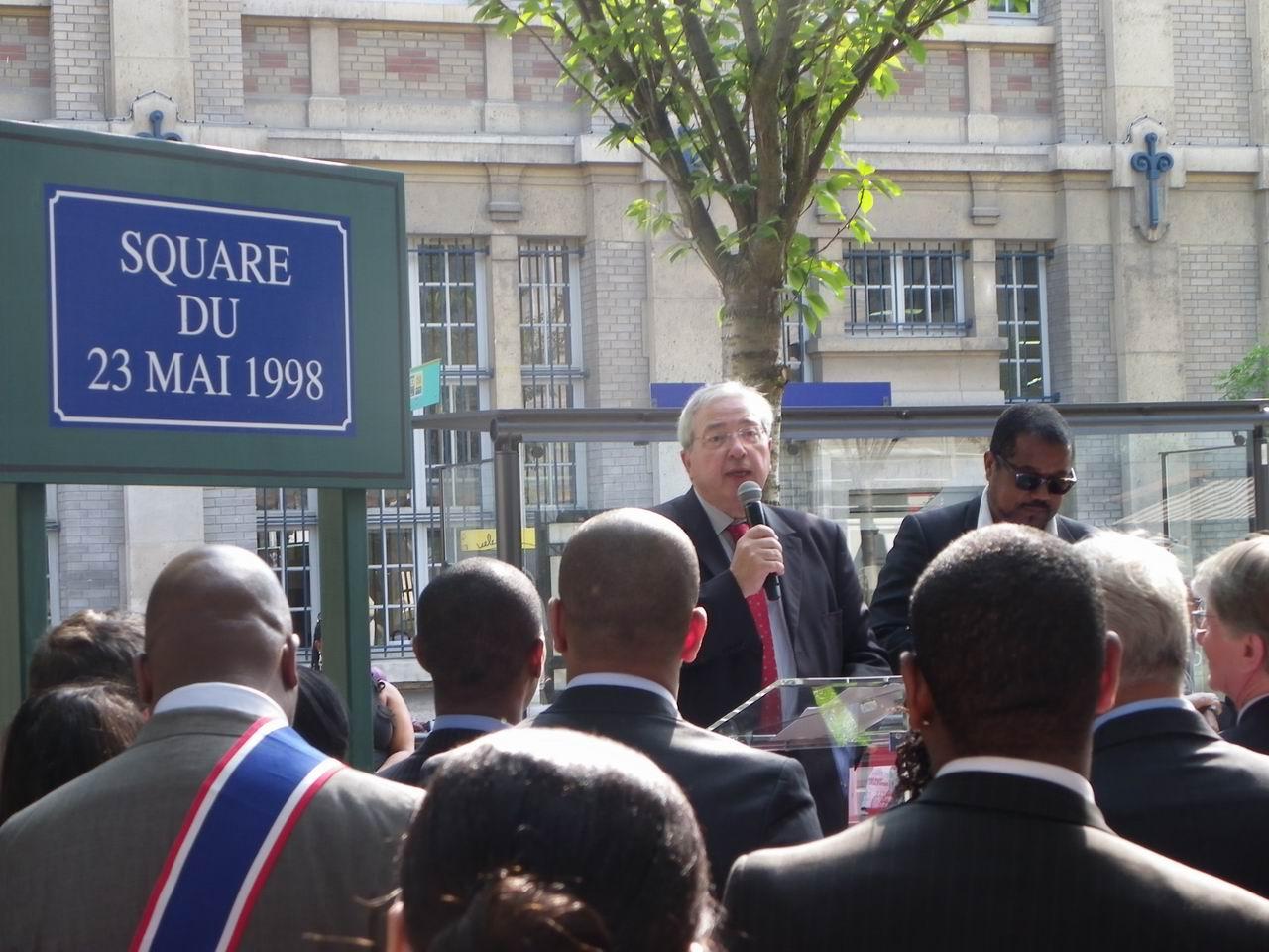 Le saviez-vous? : Le 23 mai 1998, un tournant dans la politique mémorielle en France