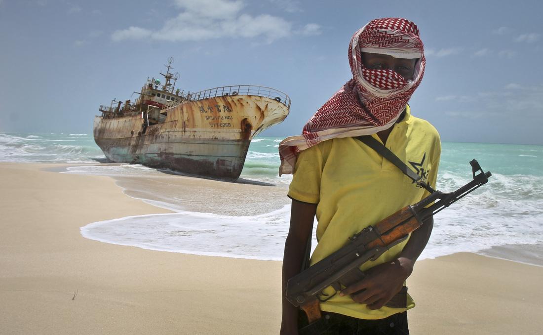 Somalie : «La piraterie n'est jamais finie»