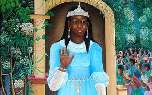 Marie-Louise Christophe, l'unique reine d'Haïti
