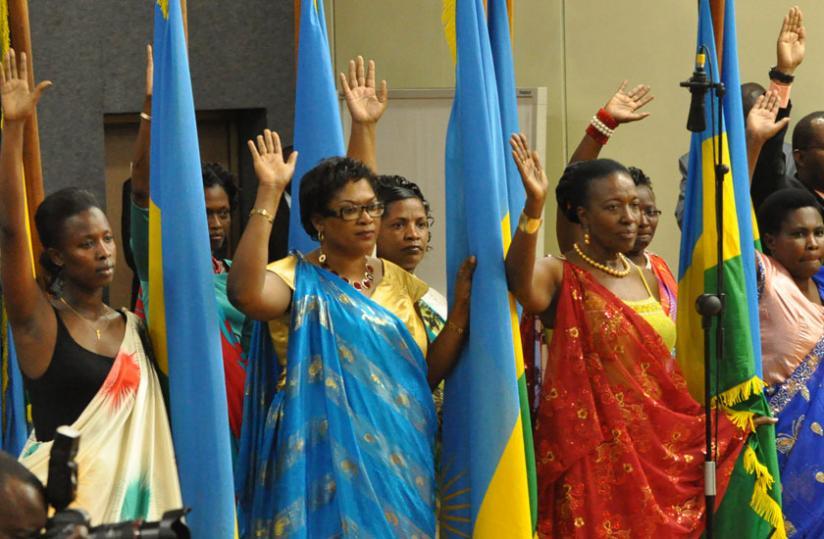 Le Rwanda, pays à la pointe de l'égalité des sexes