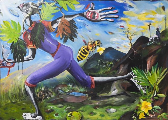 L'exposition «Éclats d'Île» vous attend pour découvrir les oeuvres des artistes Guadeloupéens !