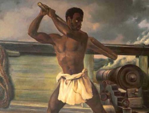 «Minerai noir» le célèbre poème de René Depestre sur la traite négrière