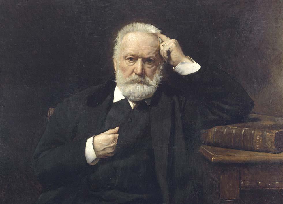 La proclamation de l'abolition de l'esclavage vue par Victor Hugo