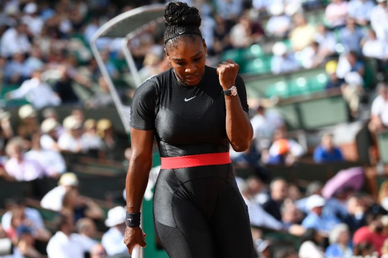 Serena Williams revient…en formes!
