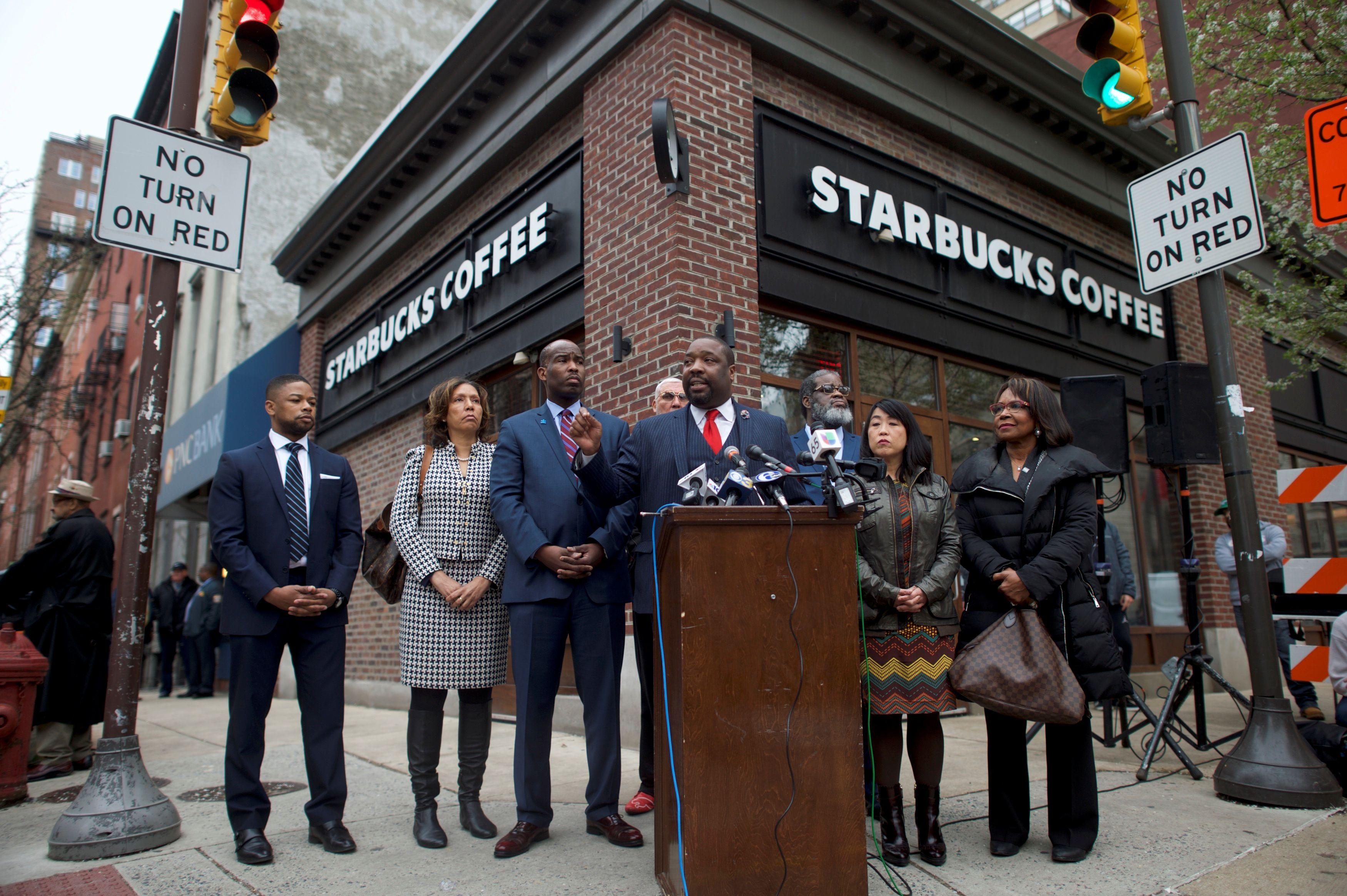 Etats-Unis: Starbucks ferme ses 8 000 cafés pour une formation à l'antiracisme