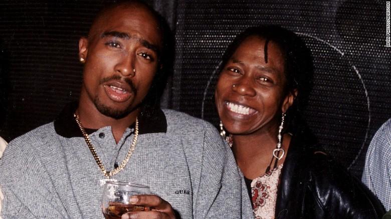 Chère mère- Tupac