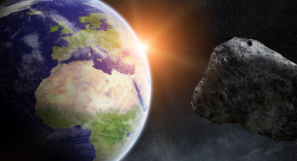 Un astéroïde a embrasé le ciel du Botswana