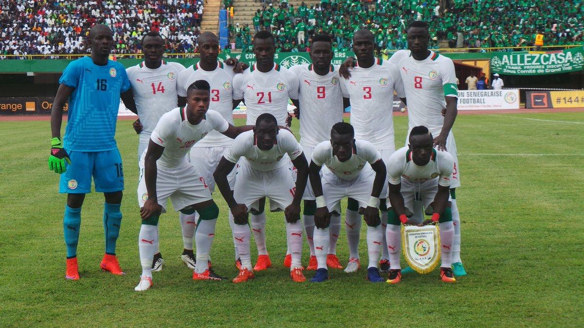 Coupe du Monde 2018 en Russie, la fiche du Sénégal