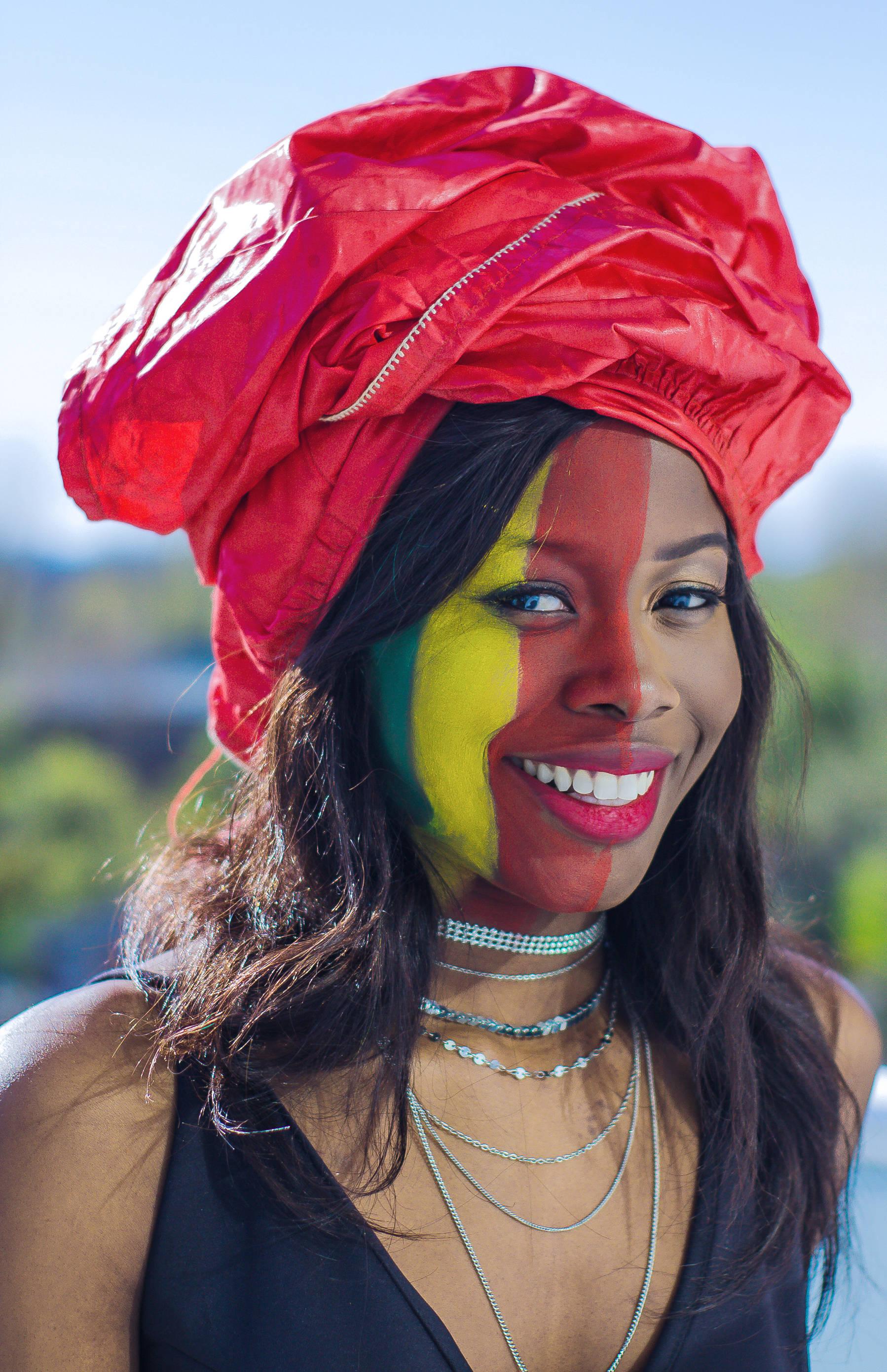 Miss Afrique Canada 2018