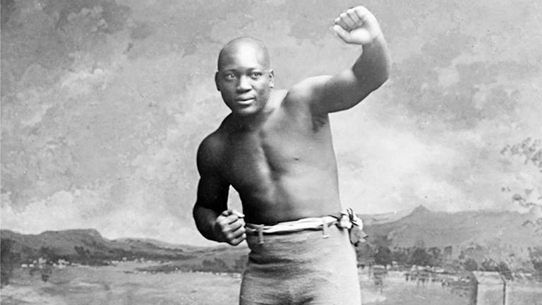 Jack Johnson, le premier boxeur Noir champion du monde