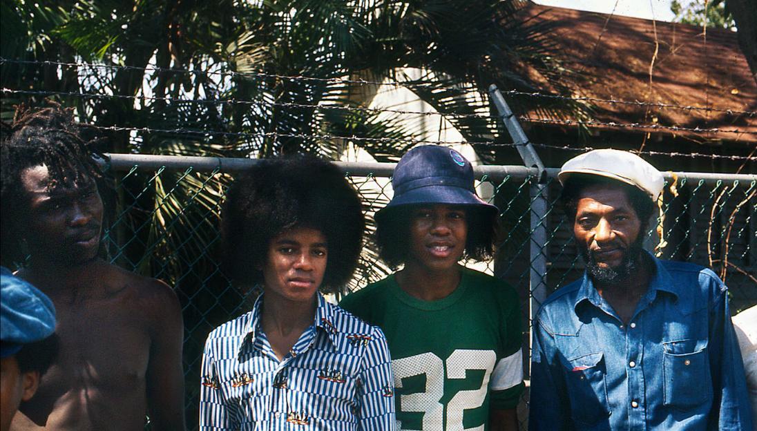 8 mars 1975: Bob Marley et les Jackson 5 partagent la scène en Jamaïque