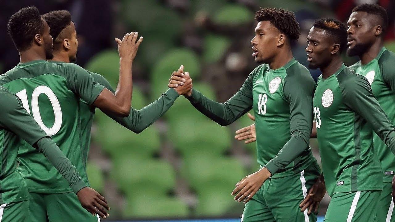 Coupe du Monde 2018: Les adversaires du Nigéria