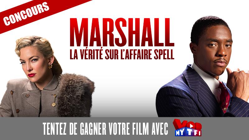 [TERMINE] Marshall-La vérité sur l'affaire Spell