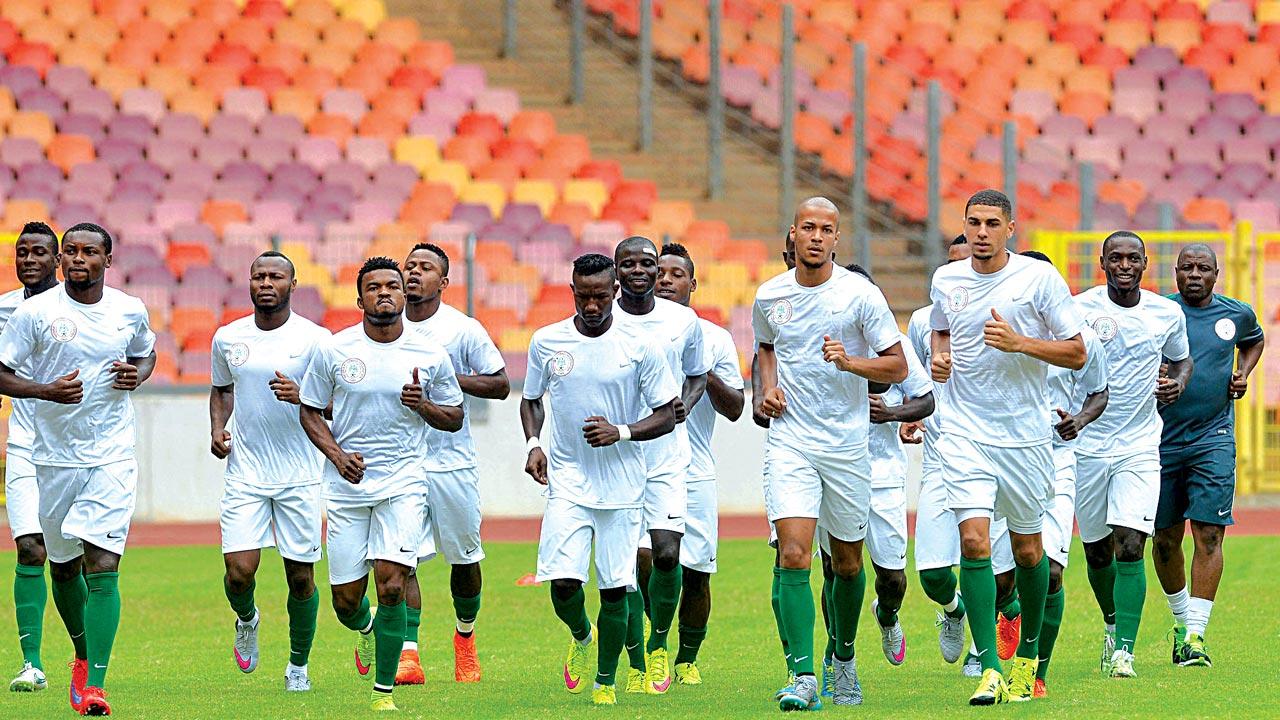 Coupe du Monde 2018 en Russie, la fiche du Nigéria