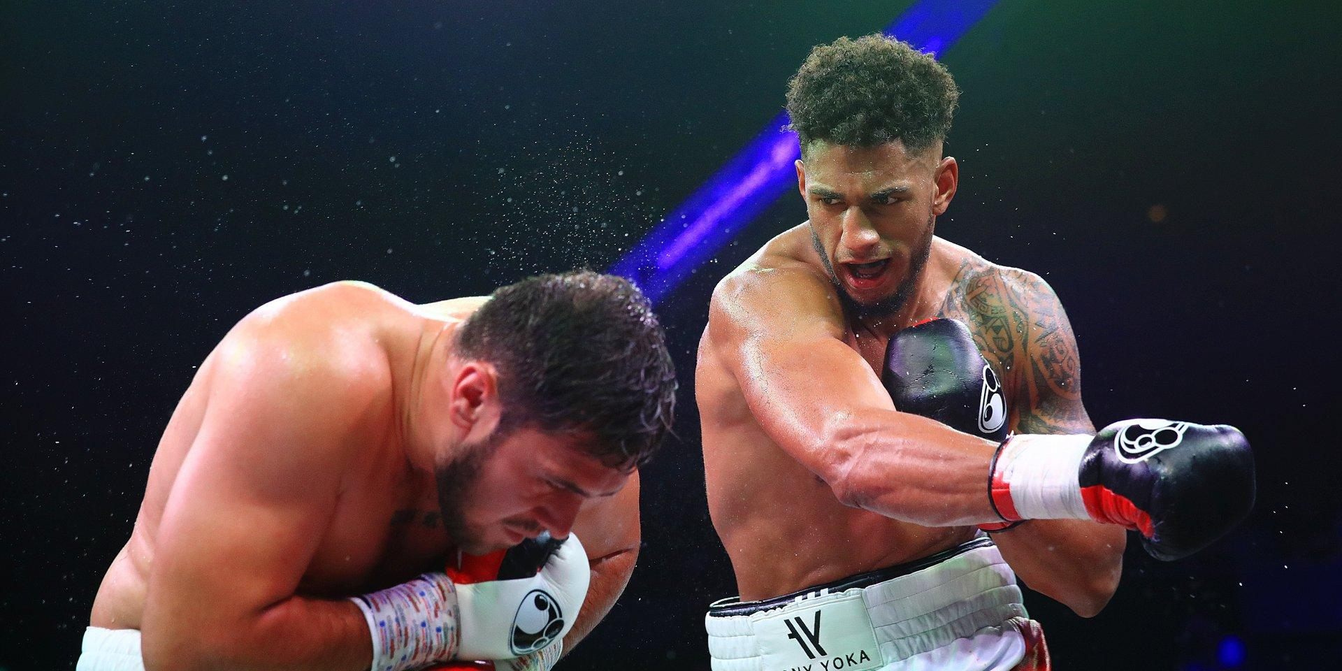 Le formidable chemin de Tony Yoka en boxe professionnelle