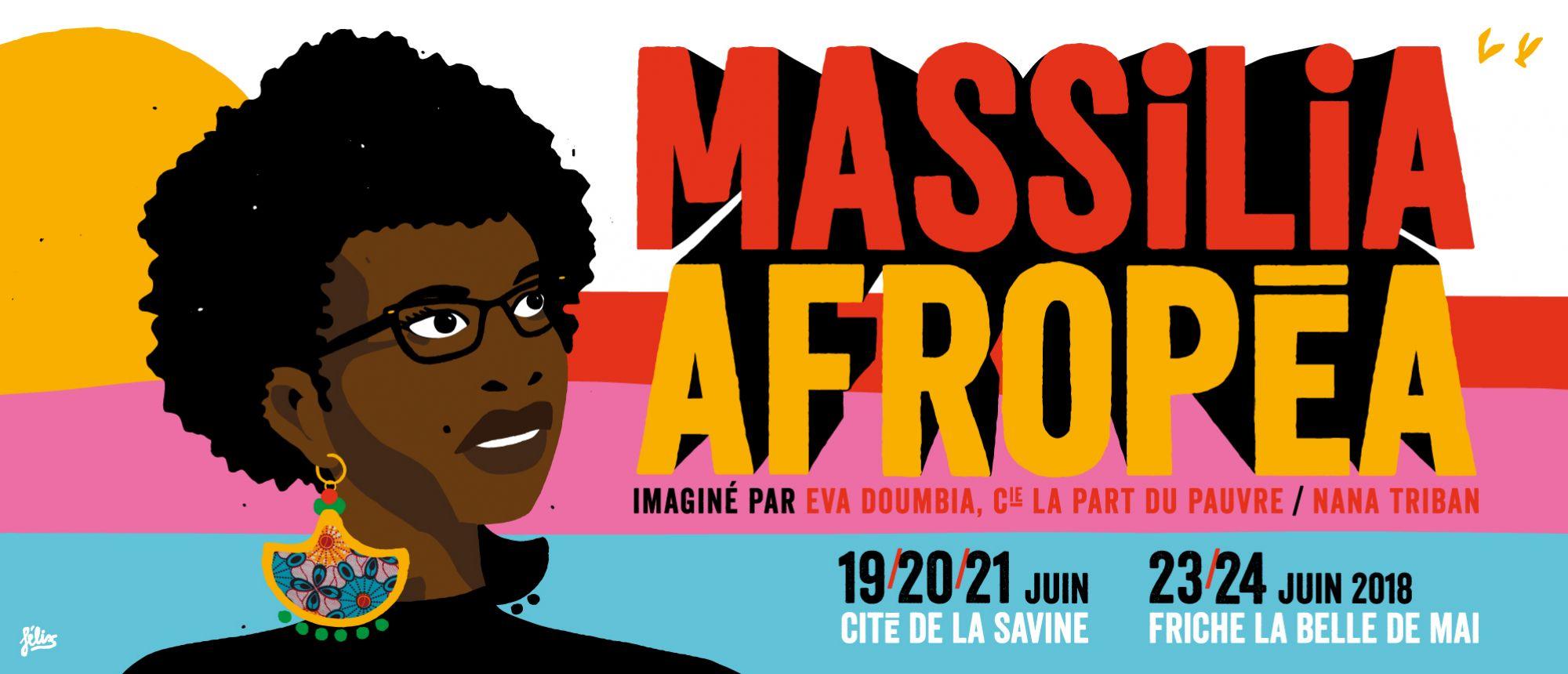 A Marseille, le Festival Massilia Afropéa rend hommage à Ibrahim Ali