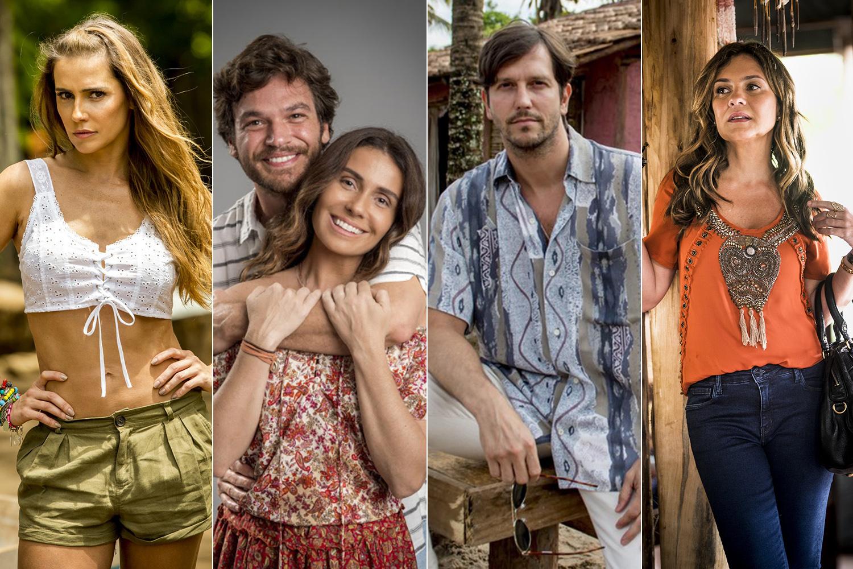 Segundo Sol, la série brésilienne aux 90% d'acteurs blancs dans un état à 80% noir