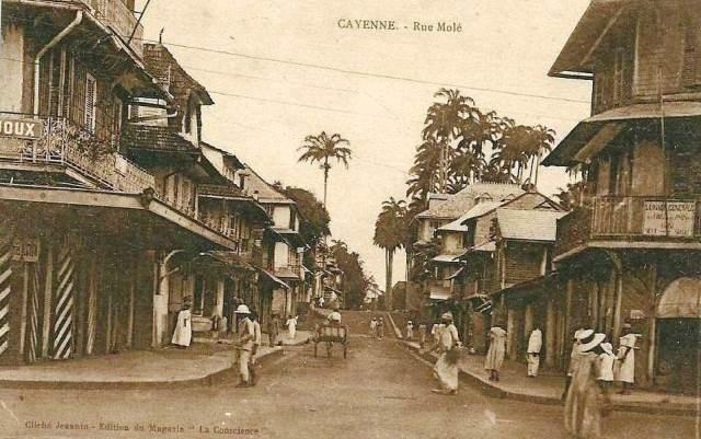 Les origines de Cayenne: la légende et l'histoire.
