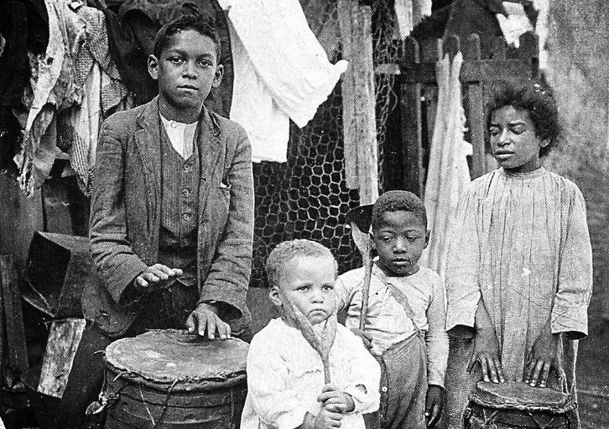 Mais où sont donc passés les Noirs d'Argentine ???