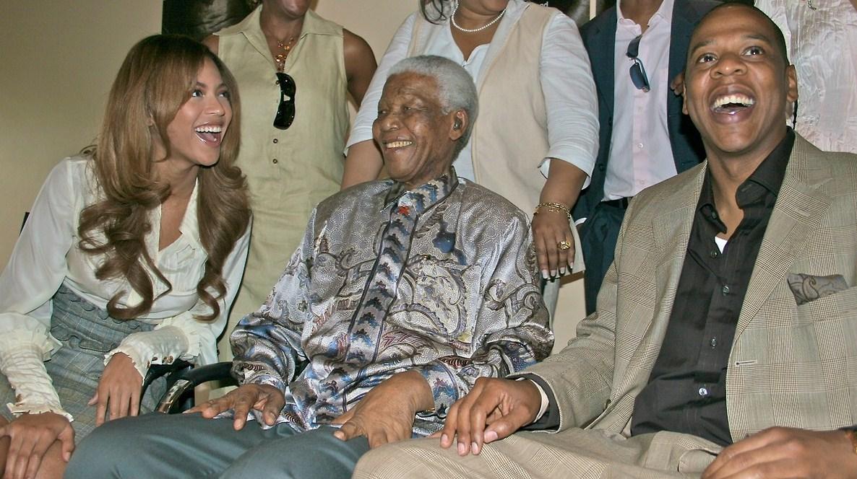 Festival «Mandela 100»: Beyonce, Jay-Z, Ed Sheeran…en Afrique du Sud pour rendre hommage à Madiba