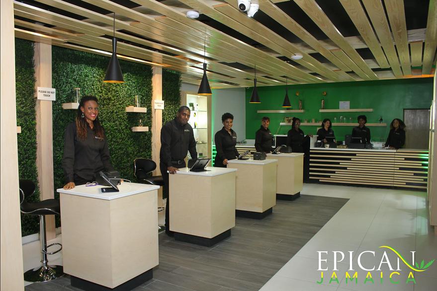 Le premier magasin de cannabis médical ouvre en Jamaïque
