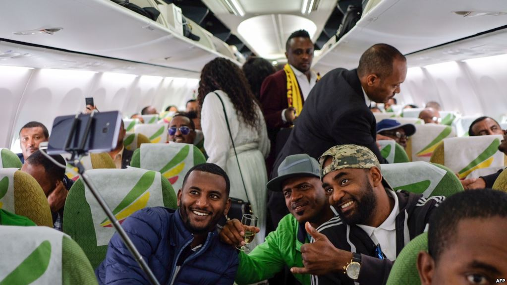 Après 20 ans de rupture, Ethiopian Airlines s'envole à nouveau vers l'Erythrée!