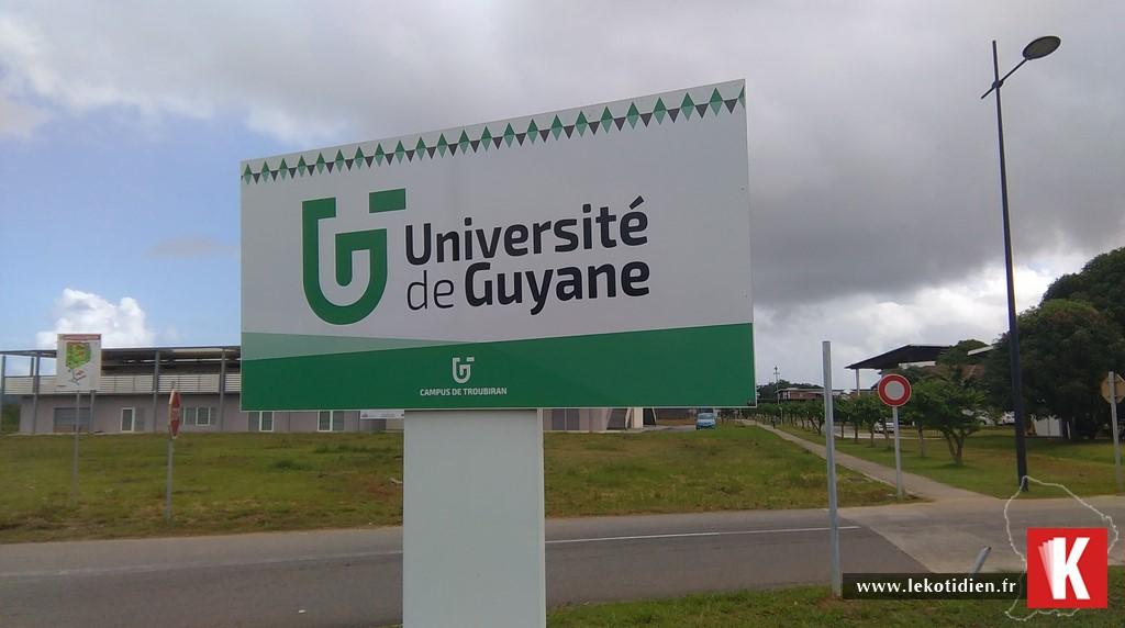 @Unvisersité de Guyane