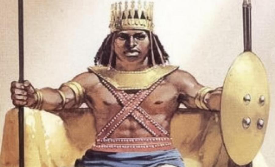 Ezana, un des rois les plus importants de l'histoire de l'Afrique