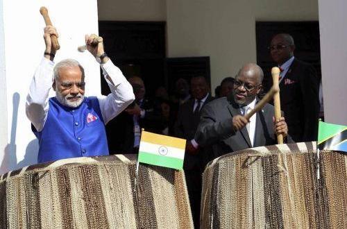 Inde: la sixième puissance économique mondiale fait du pied à l'Afrique
