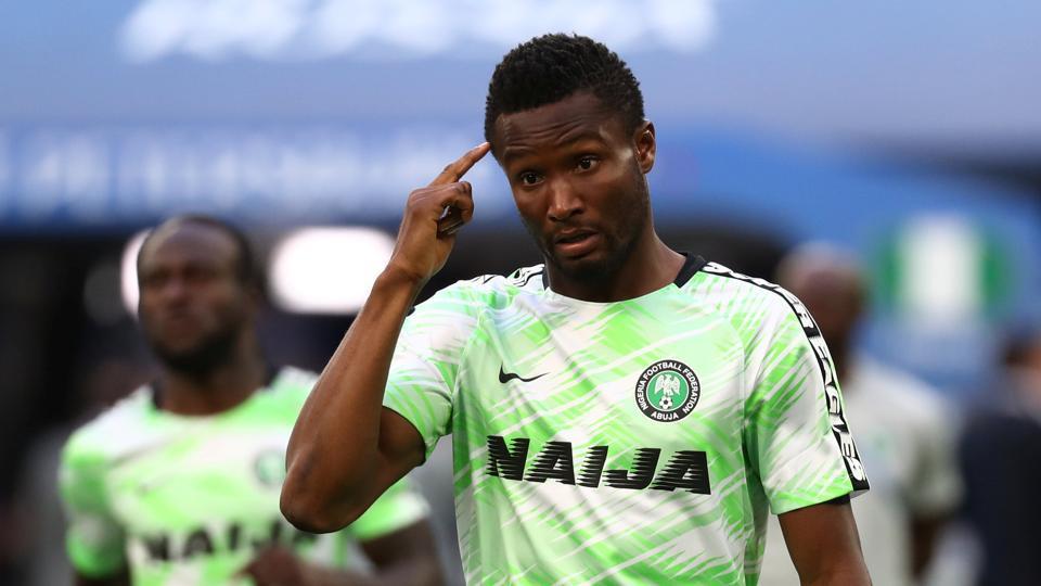 Coupe du Monde: le père du capitaine du Nigeria kidnappé avant leur dernier match