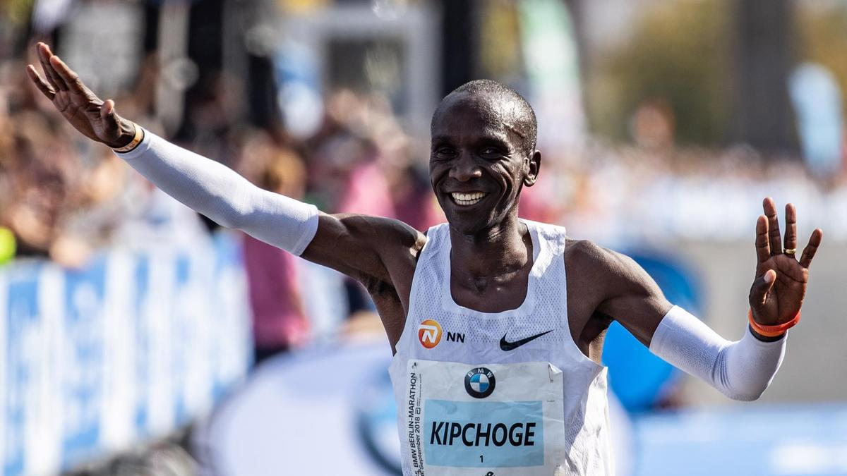 Eliud Kipchoge bat le record du monde du marathon à Berlin