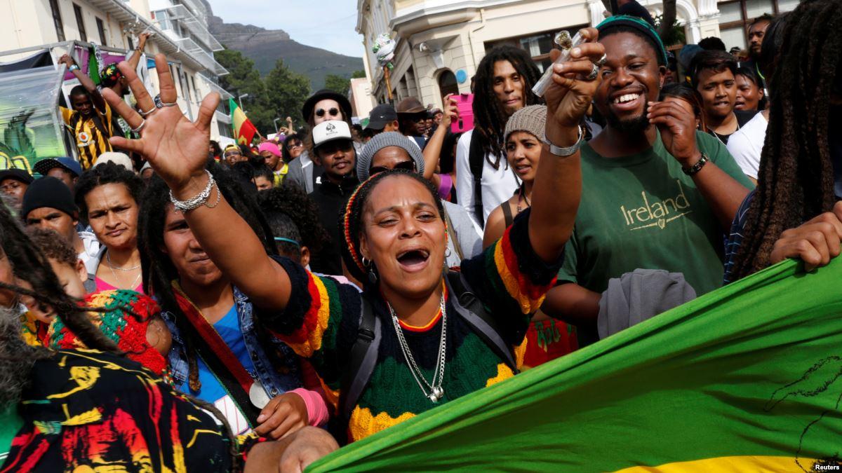L'Afrique du Sud légalise la consommation récréative de cannabis