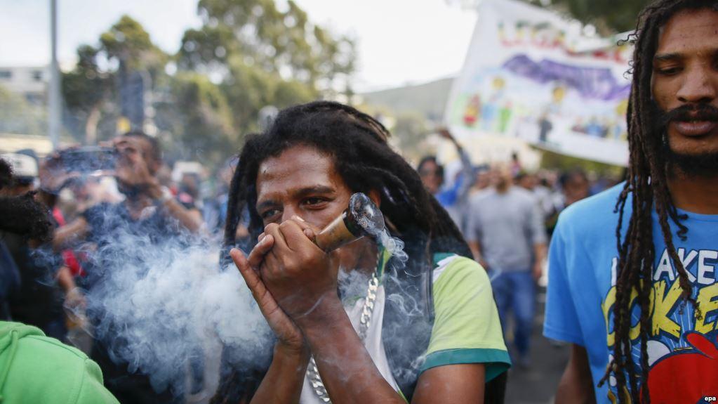 légalisation de la marijuana en Afrique du Sud