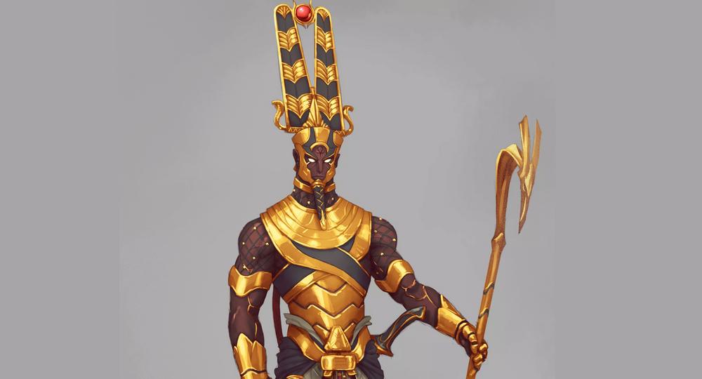 Amon, le plus grand dieu de l'antiquité africaine