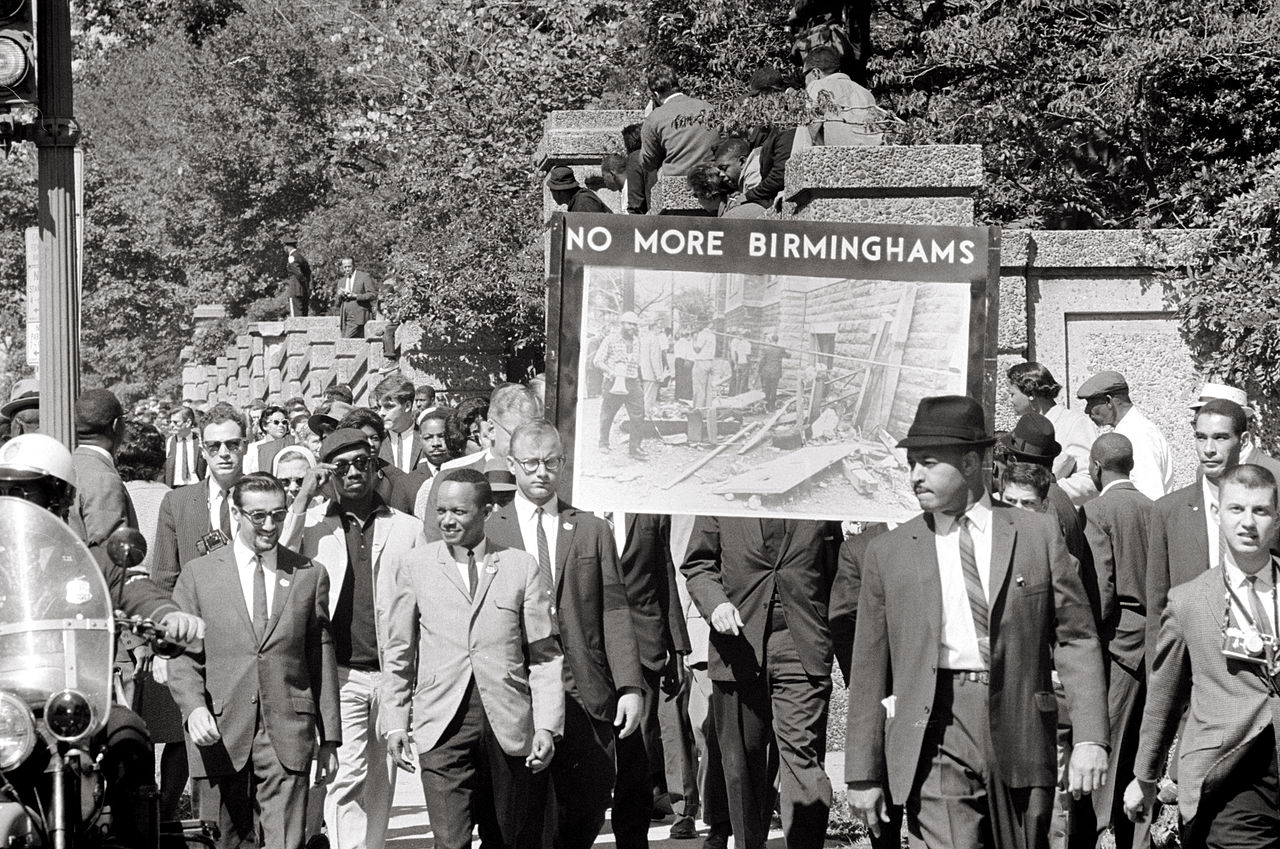 L'attentat raciste de Birmingham