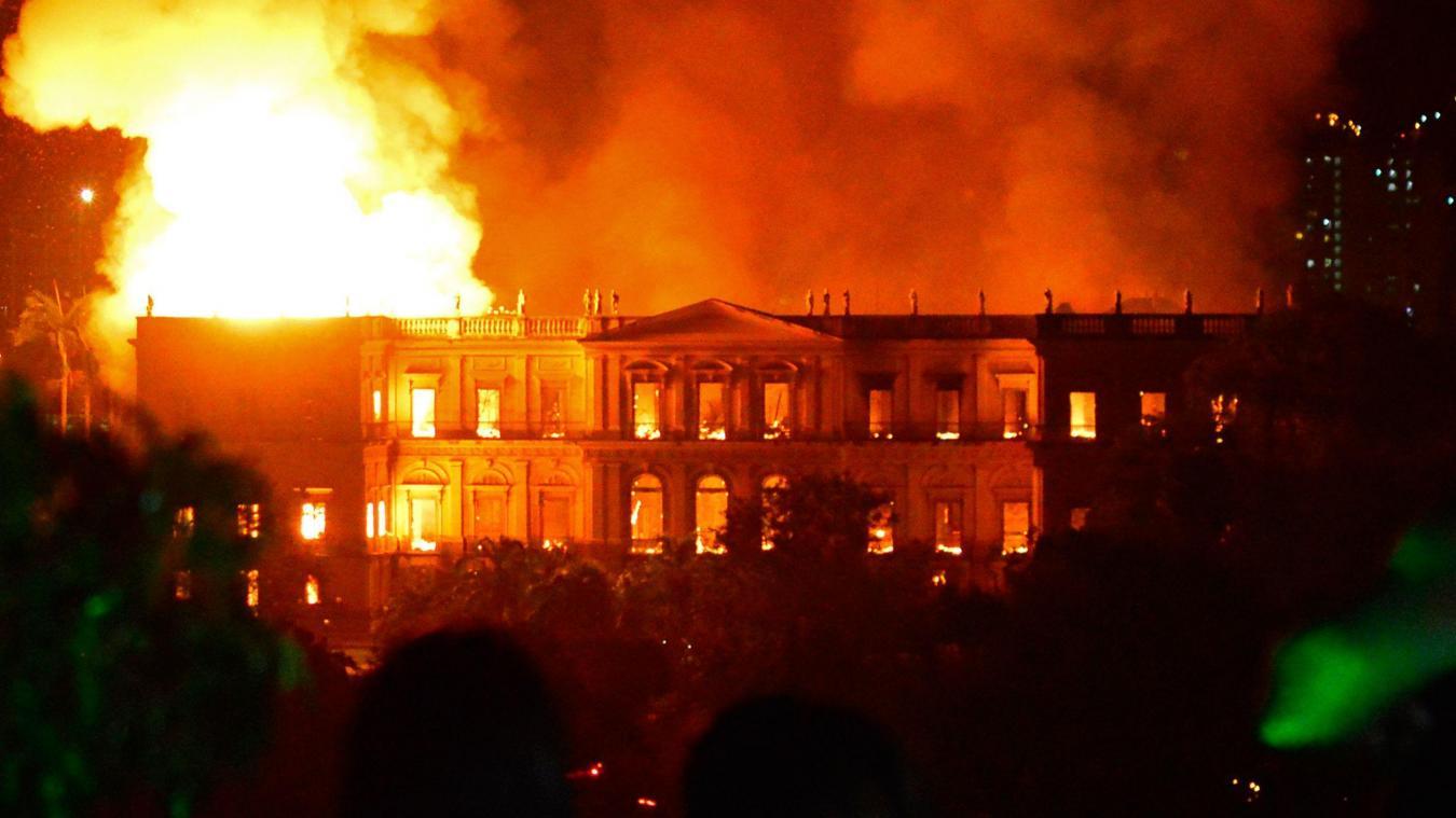 Incendie du Musée National de Rio (Brésil) : quelles pertes pour l'art africain?