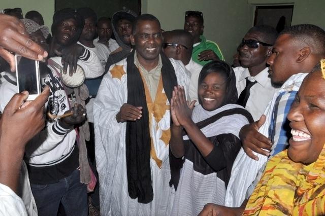 Depuis sa prison, Biram Dah Abeid lance un appel à l'opposition