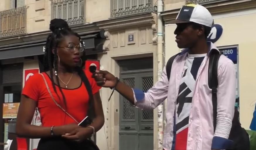 Noir? Blanc? Arabe? Les préférences ethniques des Parisiennes