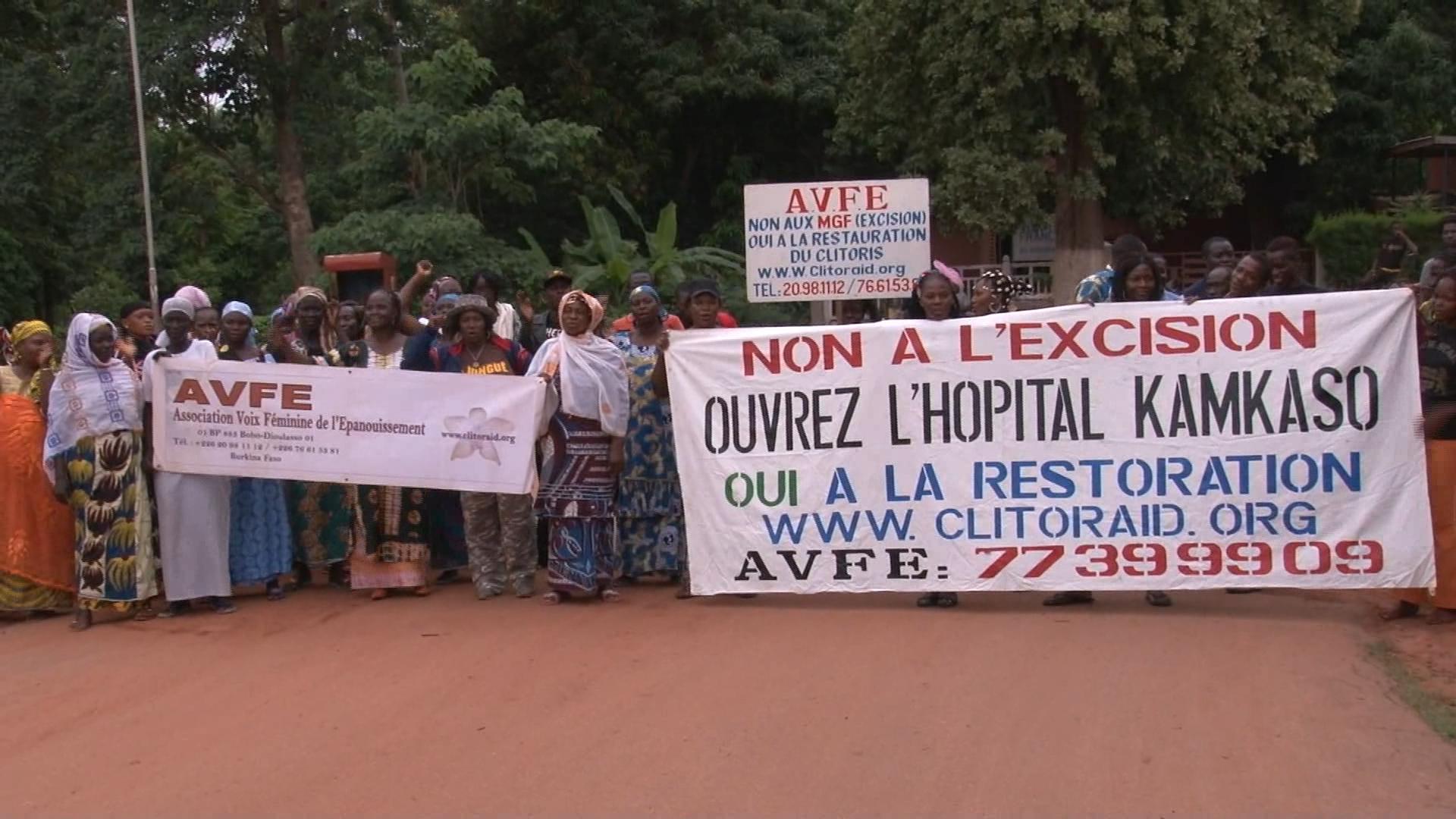Burkina Faso: une cinquantaine de fillettes excisées sont à l'hôpital