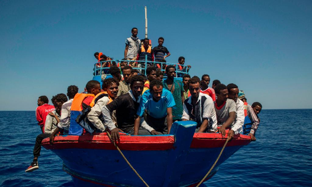 1 600 migrants morts ou disparus en tentant d'atteindre l'Europe cette année
