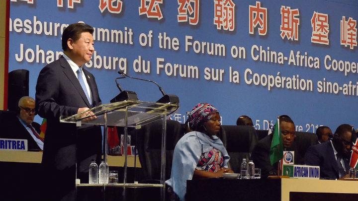 La Chine offre un soutien financier de 60 milliards de dollars à l'Afrique