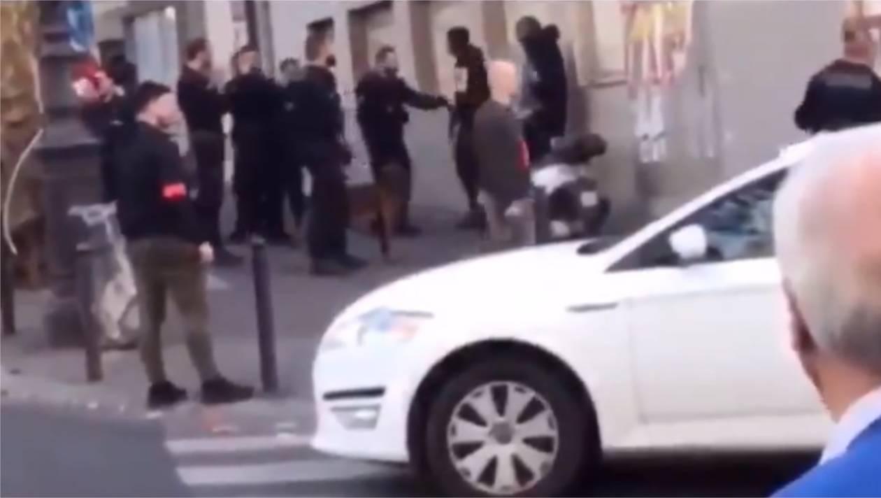Le frère du rappeur MHD violemment agressé par des policiers