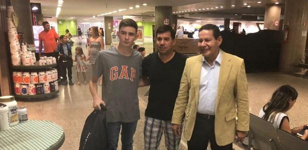 Le colistier de Bolsonaro heureux du 'blanchiment de la race'